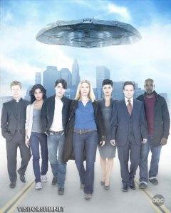"""V"" season 1 cast"